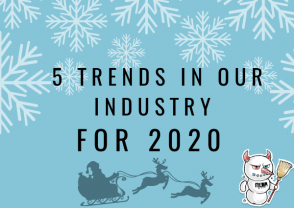 Five trends in our industry for 2020
