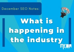 December SEO Notes: What is happening in the industry