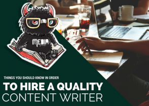 Things That You Should Know in Order to Hire a Quality Content Writer