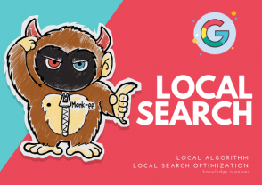 The local algorithm and local search optimization