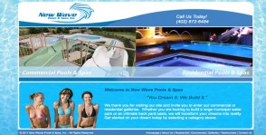 Product Launch - New Wave Pools & Spas