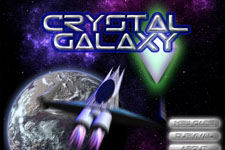 Crystal Galaxy