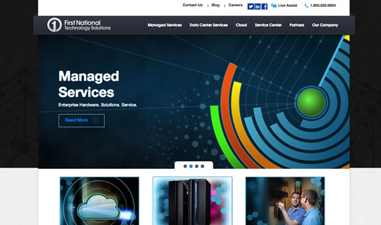OMAHA MEDIA GROUP LAUNCHES FIRST NATIONAL TECHNOLOGY SOLUTIONS WEBSITE