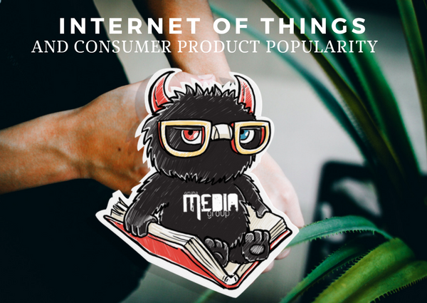 Cosumer popularity and the internet of things