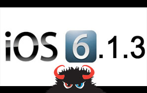 Jailbreak 6.1.3 Untethered For iPhone Confirmed.