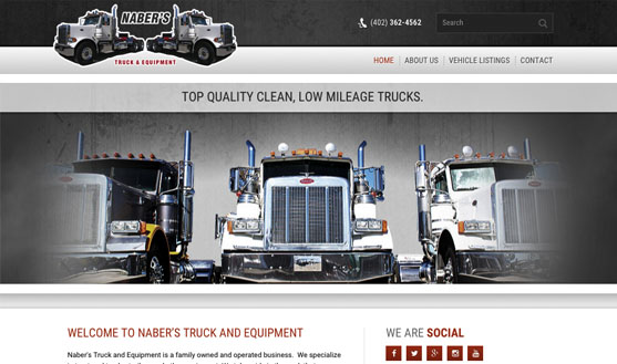 Naber's Trucking and Equipment