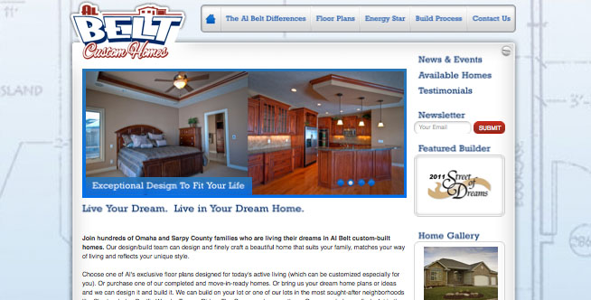 Al Belt Custom Homes