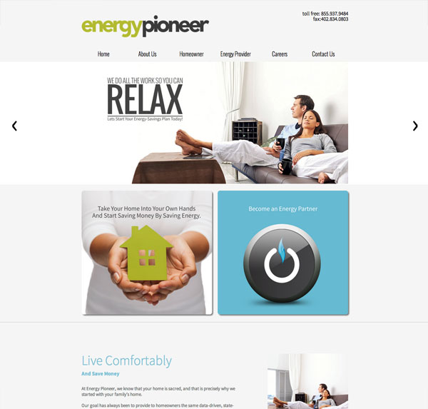 OMAHA MEDIA GROUP LAUNCHES ENERGY PIONEER SOLUTIONS WEBSITE
