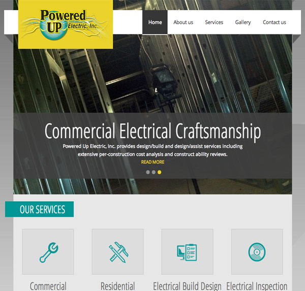 Omaha Media Group Launches Powered Up Electric Website