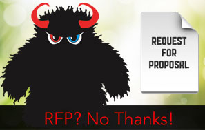 Website RFP? No Thank You. Here's Why.