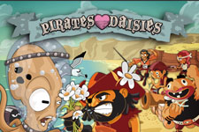 Pirates Love Daisies