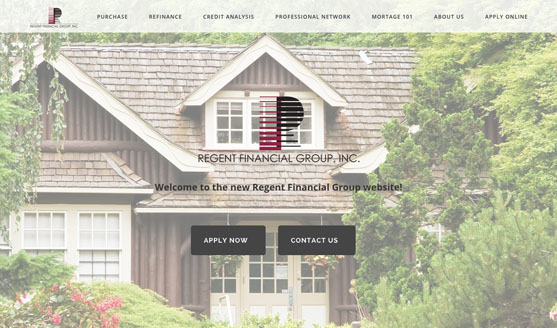 Regent Financial Group v2.0