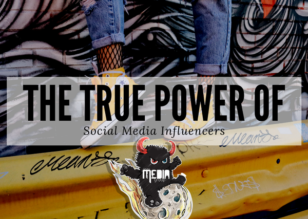 The real power of a social media influencer