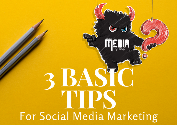 Easy tips for social media marketing