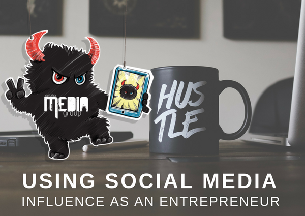 Entrepreneuers using social media