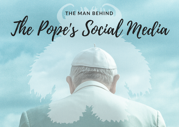 The Man Behind The Pope's Social Media Platform