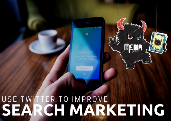 Use twitter in your marketing strategy.