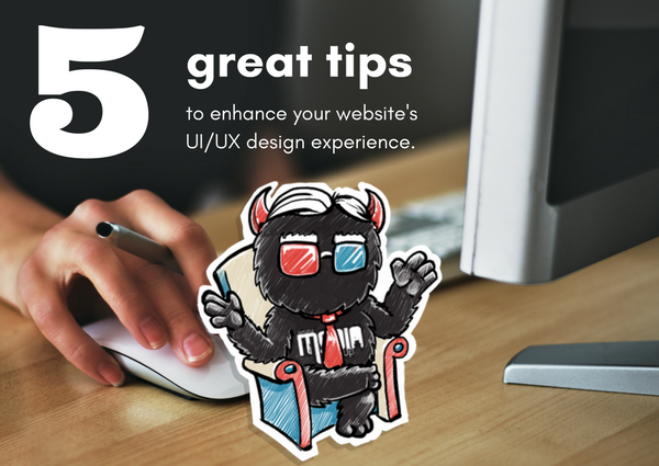 User Exerience design tips