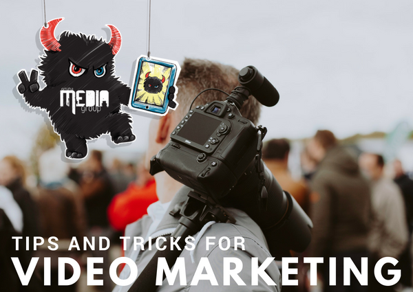 How to use video in your marketing campaigns.