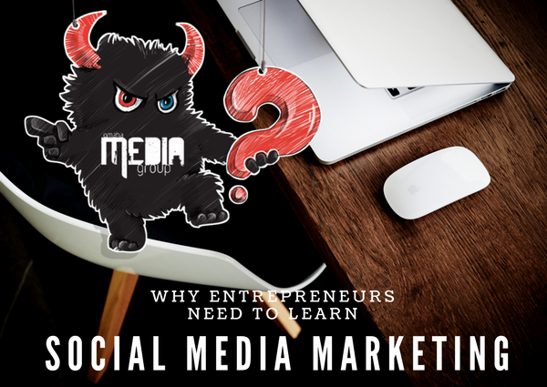 Learning social media marketing as an entrepreneur