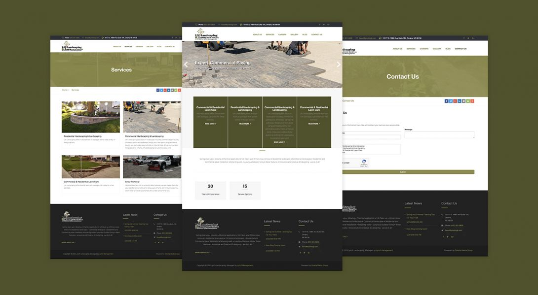 LM Landscaping & Lawn - 2