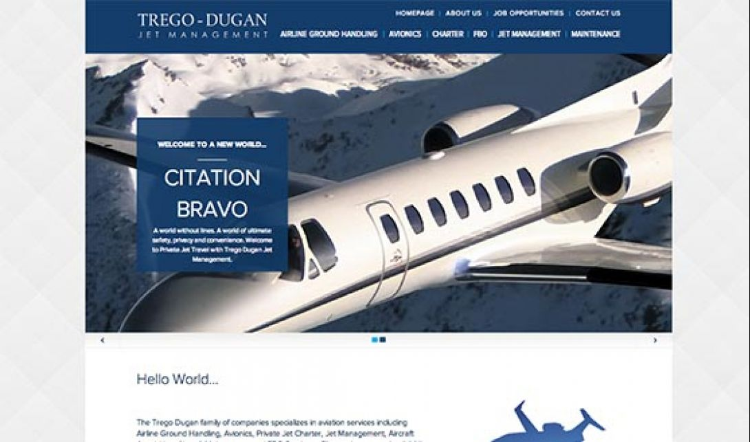 Trego-Dugan Jet Management - 1