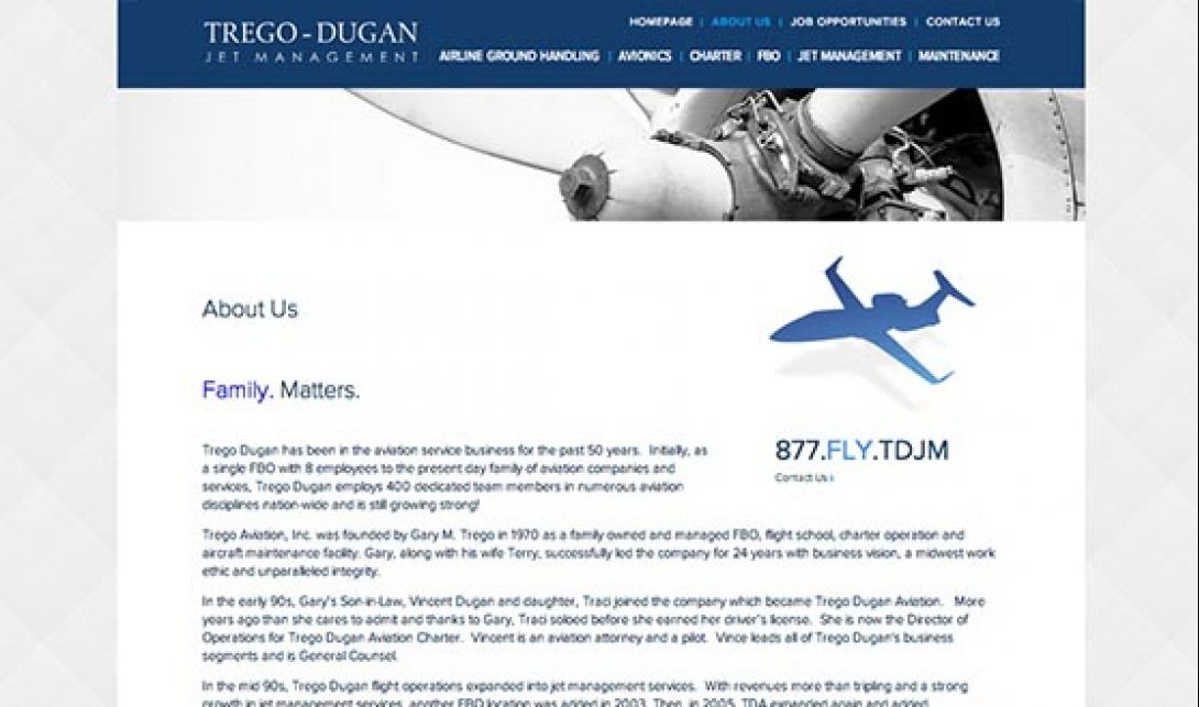 Trego-Dugan Jet Management - 2
