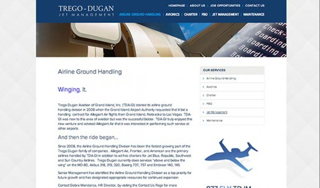 Trego-Dugan Jet Management - 3