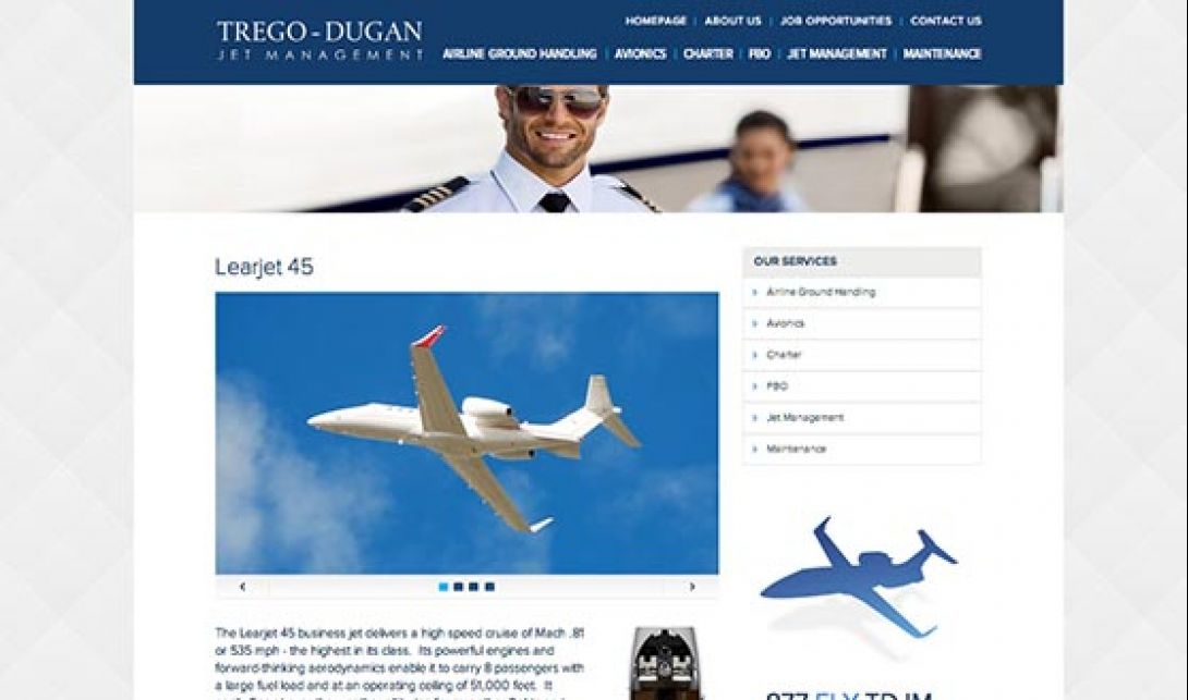 Trego-Dugan Jet Management - 4