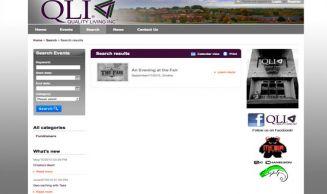 QLI Event Portal