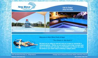 New Wave Pools & Spas