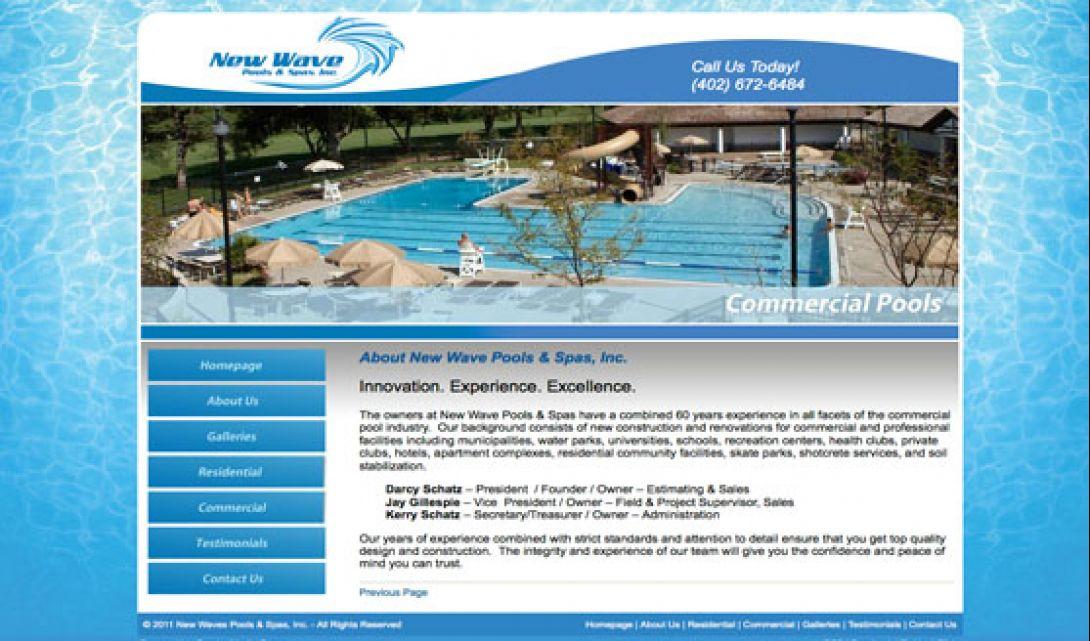 New Wave Pools & Spas - 2
