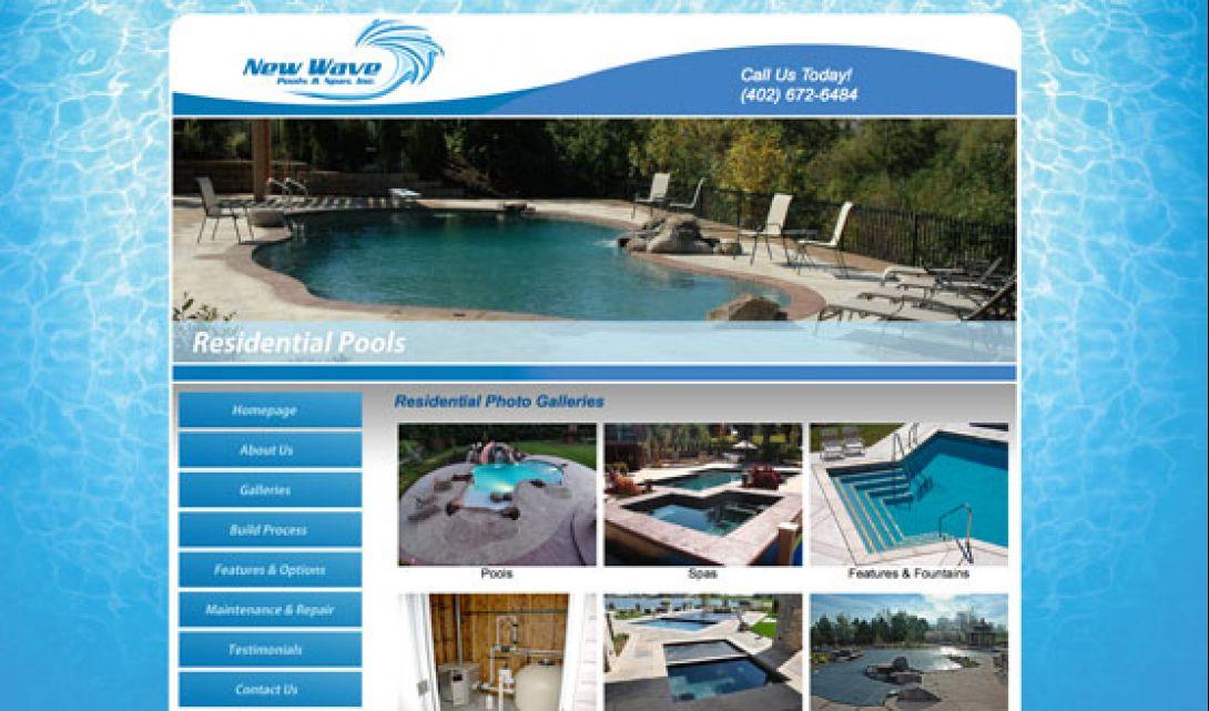 New Wave Pools & Spas - 3
