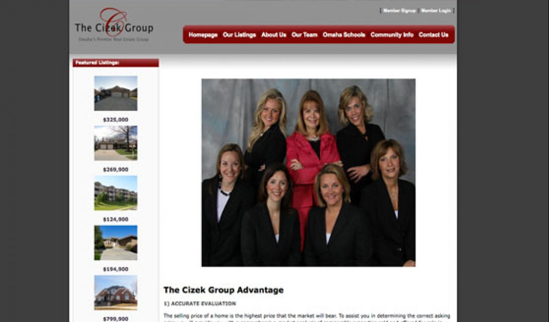 The Cizek Group - 2
