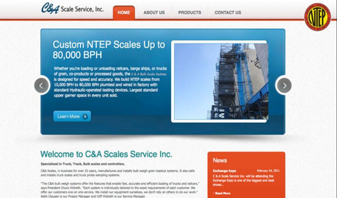 C&A Scale Service - 1