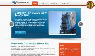 C&A Scale Service