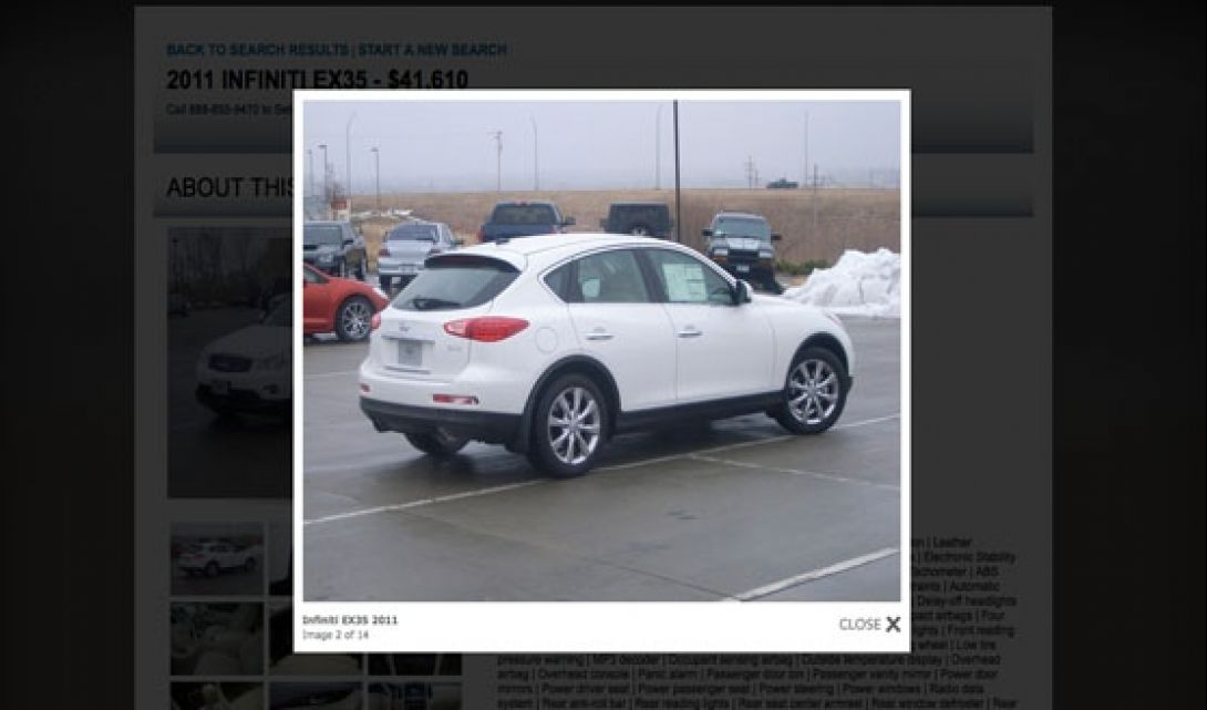 Infiniti of Omaha Auto Search - 4