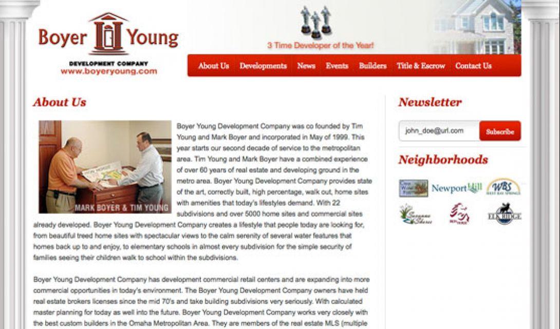 Boyer Young Development Company - 2