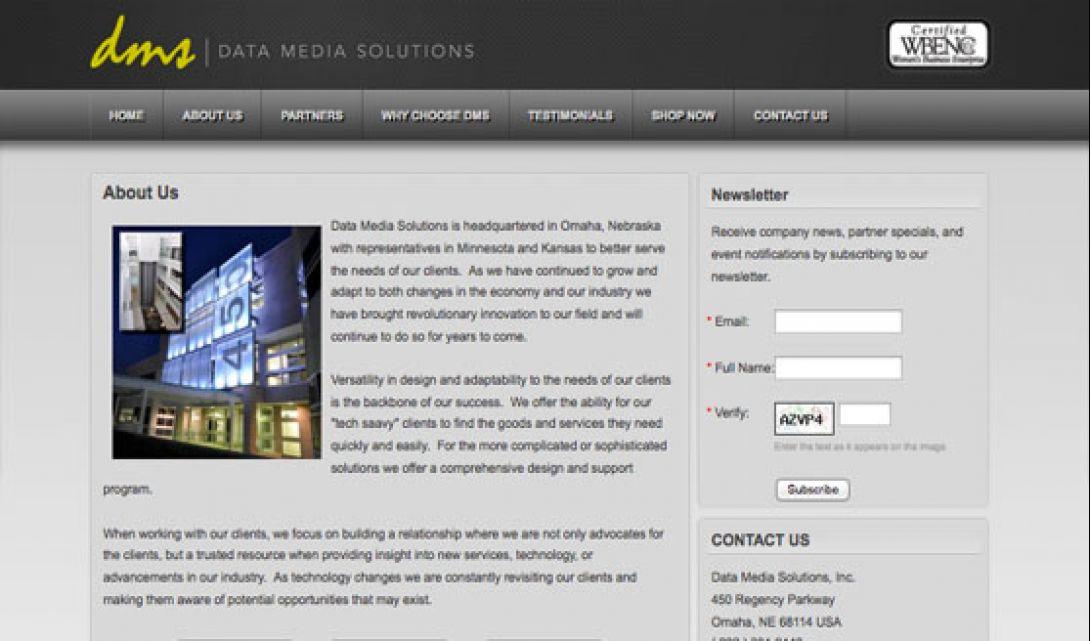 Data Media Solutions - 2