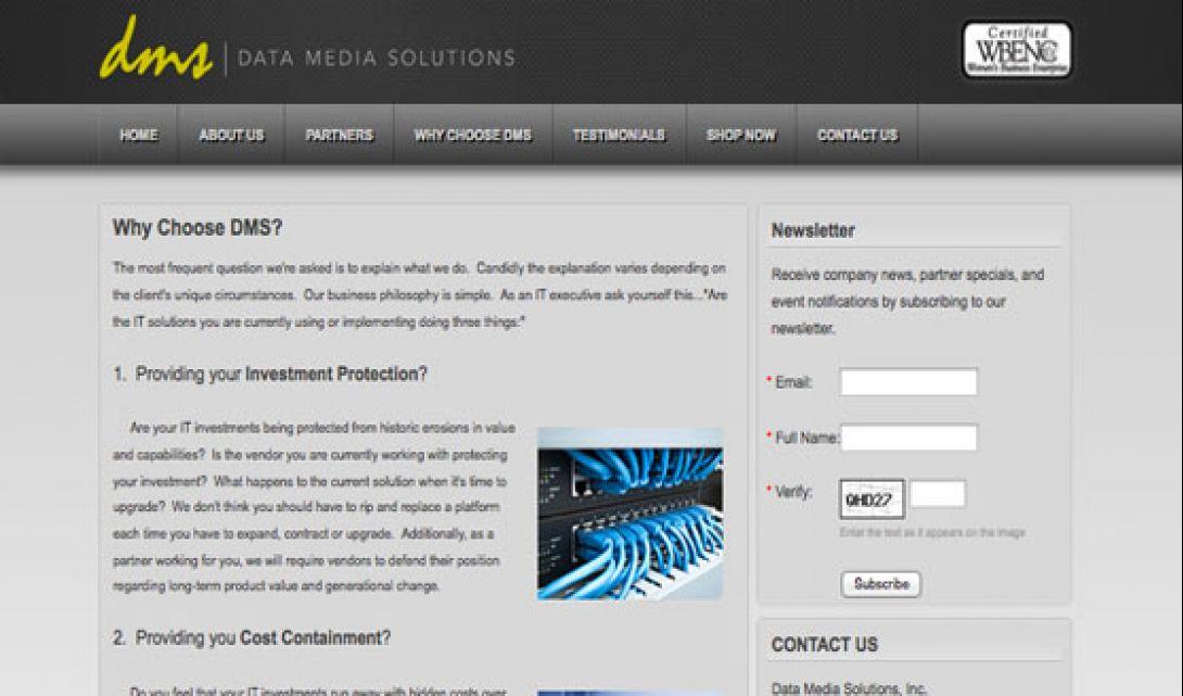 Data Media Solutions - 4