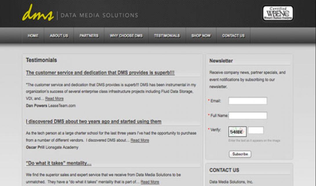 Data Media Solutions - 5