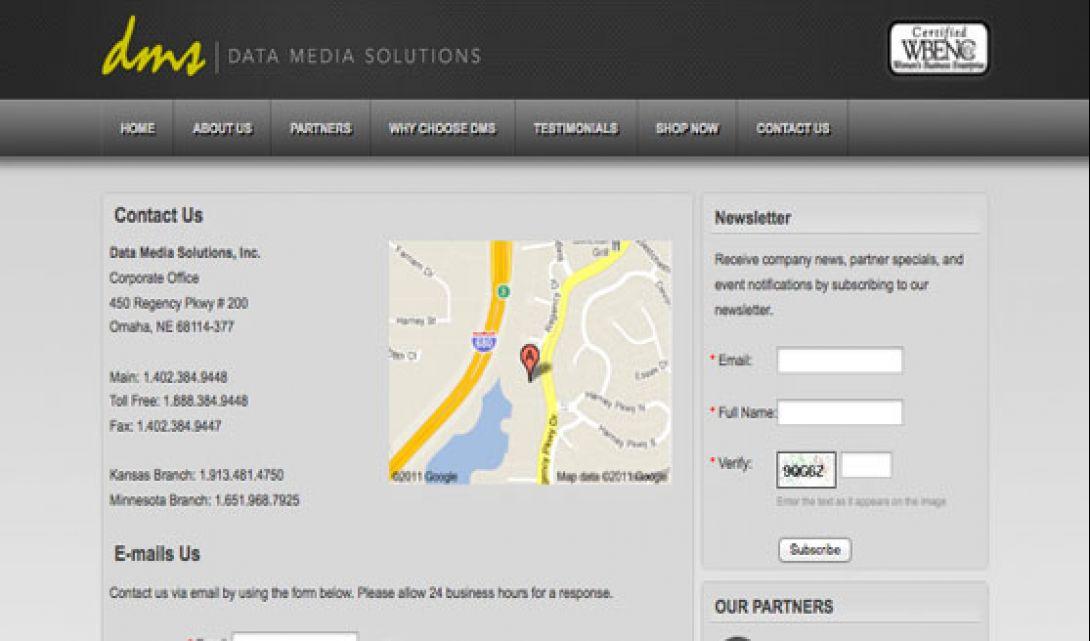 Data Media Solutions - 6