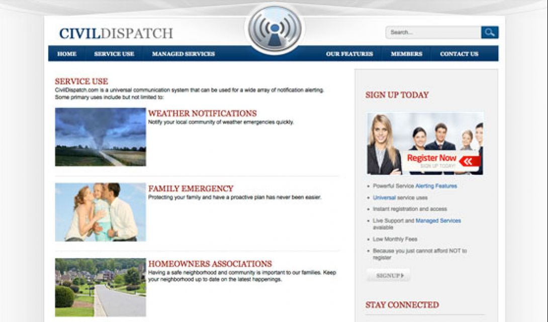 CivilDispatch.com - 2
