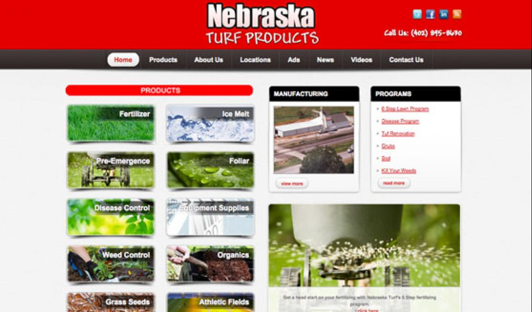 Nebraska Turf Products - 1
