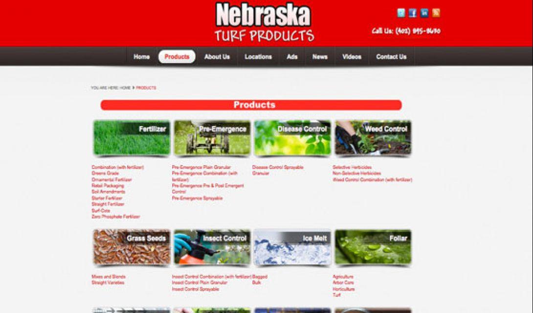 Nebraska Turf Products - 2