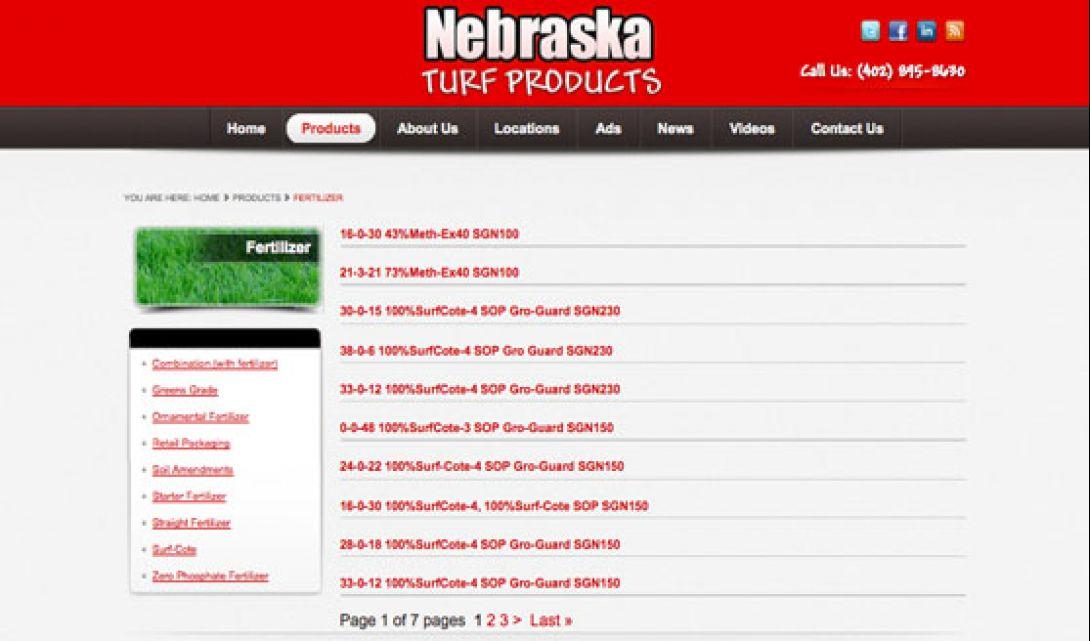Nebraska Turf Products - 3
