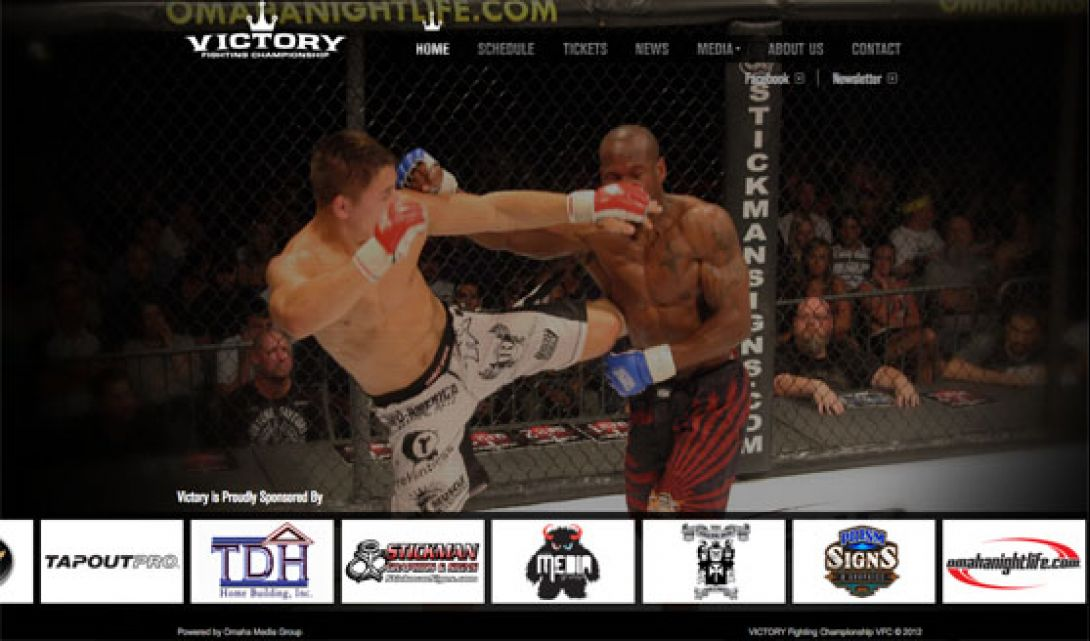 Victory Fighting Championships - 1