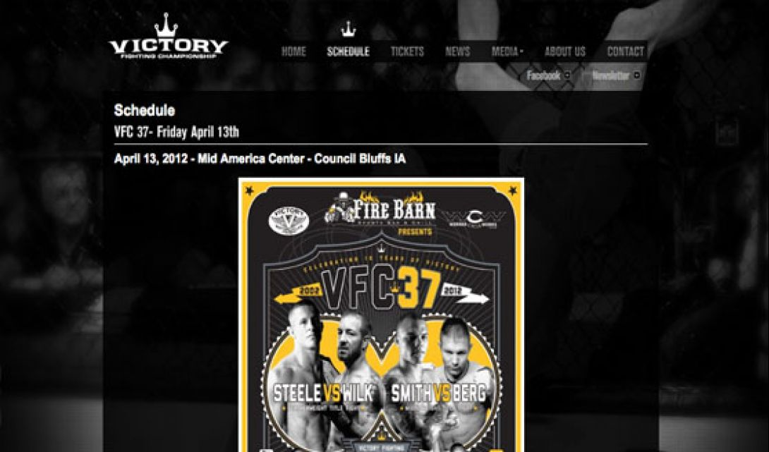 Victory Fighting Championships - 2