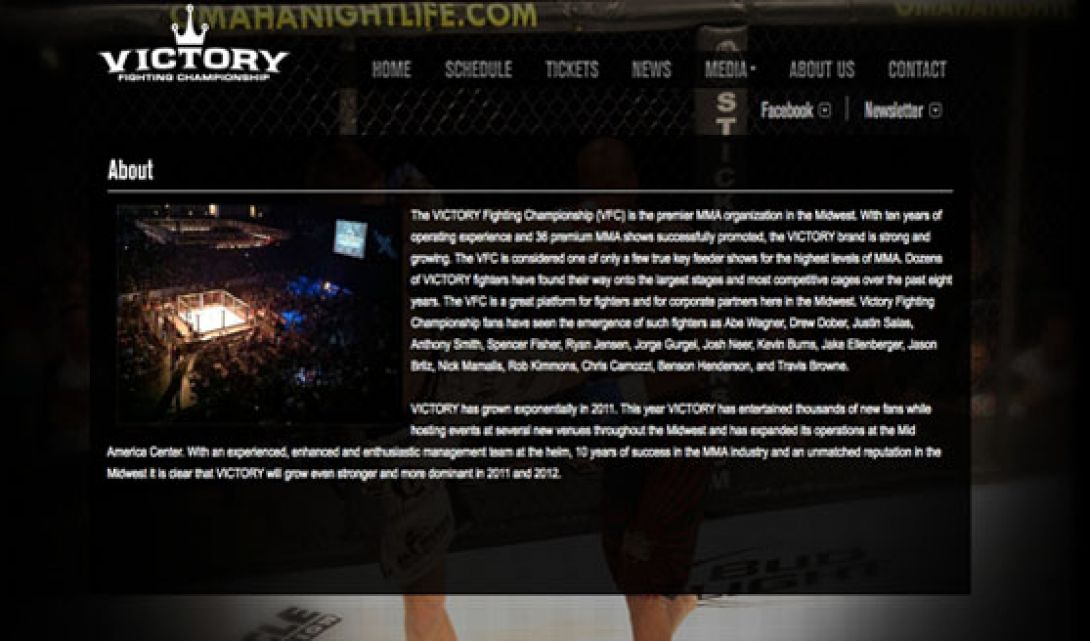 Victory Fighting Championships - 7
