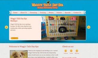 Wagg'n Tails Day Spa